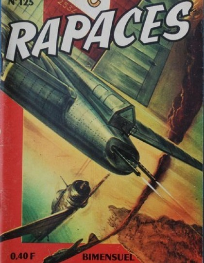 Rapaces - 5 tomes