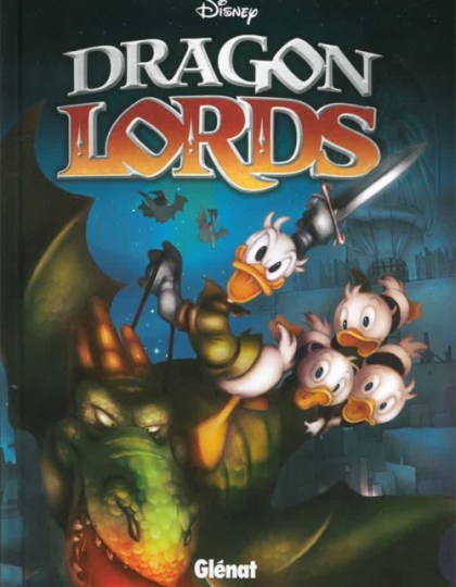 Pack Donald 8 Tomes