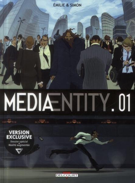 Couverture de MediaEntity -1- MediaEntity.01