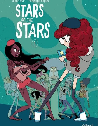 Stars of the Stars Tome 1
