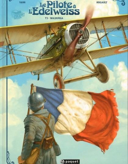 Le Pilote à l'Edelweiss - 3Tomes