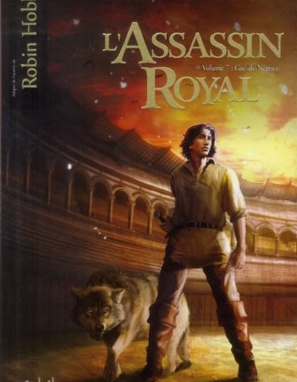 L Assassin royal Tome 7