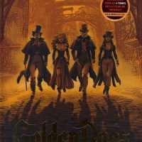 Golden Dogs - Tome 1 - Fanny : Stephen Desberg et Griffo