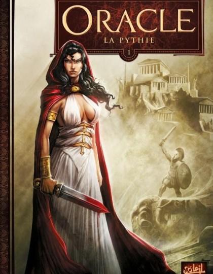Oracle - Tome 1 : La Pythie