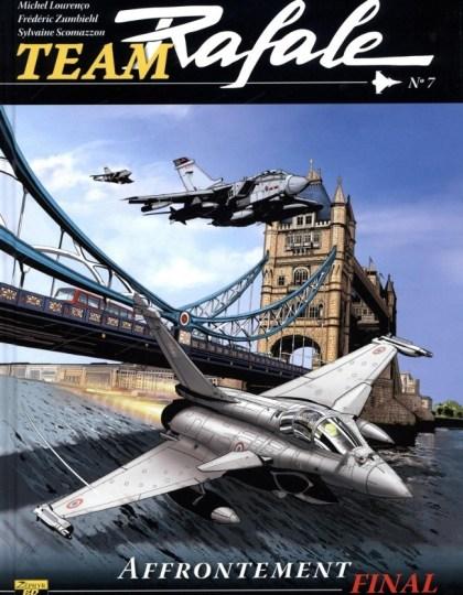Team Rafale -T07 - Affrontement final