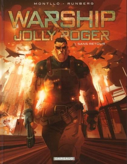 Warship Jolly Roger 3 tomes