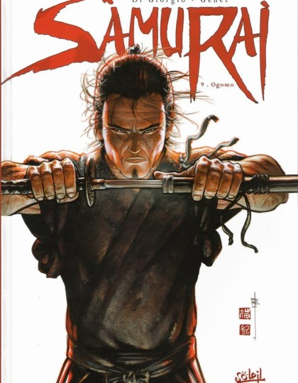 Samurai Tome 9
