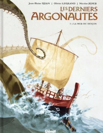 Les Derniers Argonautes Tome 2