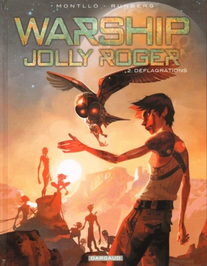 Warship Jolly Roger Tome 2