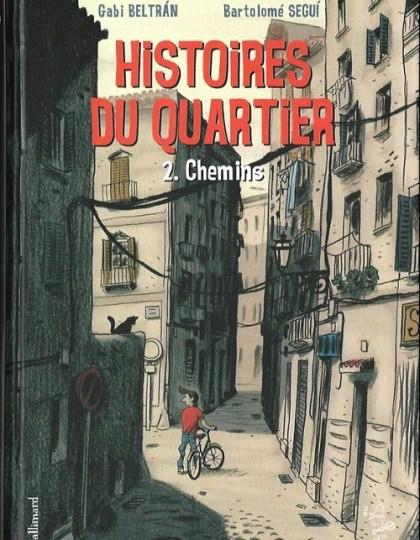 Histoires du Quartier tome 2