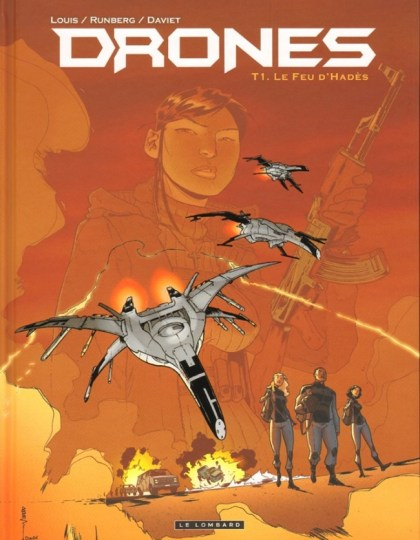 Drones - Tome 1