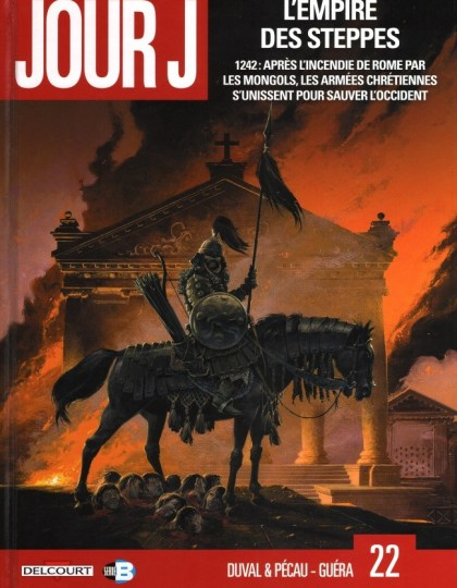 Jour J Tome 22