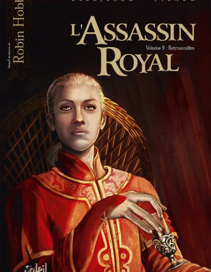 L'Assassin royal - Tome 9