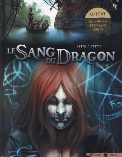 Le Sang du Dragon (2016) - Tome 10