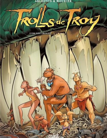 Trolls de Troy Tome 21 - L'Or des Trolls [PDF+CBZ]