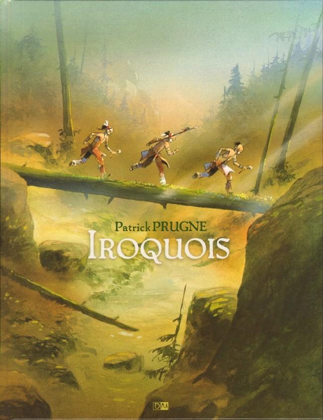 Couverture de Iroquois