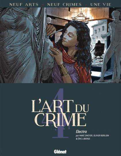 L'Art du crime (2016) - tome 4