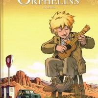 Le train des orphelins - Tome 7 - Racines : Philippe Charlot et Xavier Fourquemin