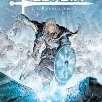 Hel'Blar - Tome 2 - Le Roi sous le Tumulus : Sergio A. Sierra et Alex Sierra