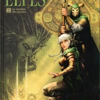 Elfes - Tome 22 - Le gardien des racines :  Nicolas Jarry & Gianluca Maconi