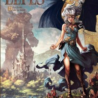 Elfes - Tome 23 - Le goût de la mort : Olivier Peru et Stéphane Bileau