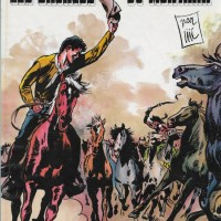 Jerry Spring - Tome 14 - Les broncos du Montana : Jijé