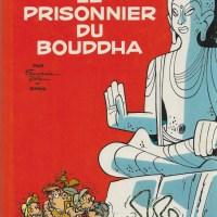 Spirou et Fantasio - Tome 14 - Le Prisonnier du Bouddha : Franquin, Jidéhem & Greg