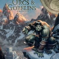 Orcs & Gobelins - Tome 8 - Renifleur : Olivier Peru et Giovanni Lorusso