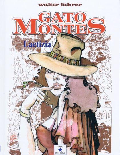 Gato Montes tome 4