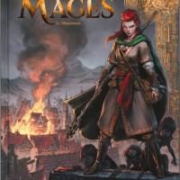 Mages - Tome 5 - Shannon: Jean-Luc Istin, Ornella Savarese et Kyko Duarte