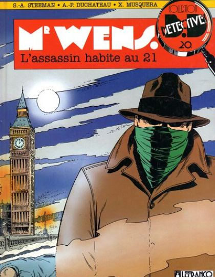 Mr Wens Tome 3