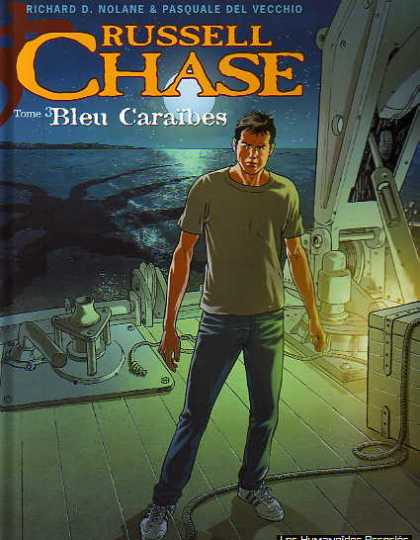 Russell Chase Tome 3