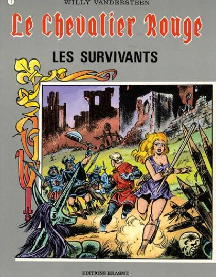 Le Chevalier rouge 13 tomes