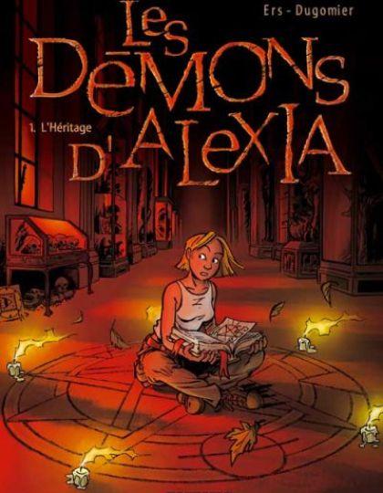 Les Démons d'Alexia - Intégrale 7 Tomes