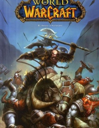 World of Warcraft 5 tomes