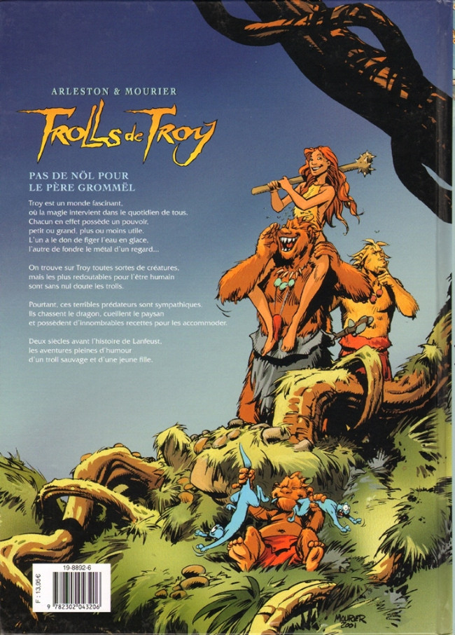 Trolls De Troy 19 Pas De Nl Pour Le Pre Gromml