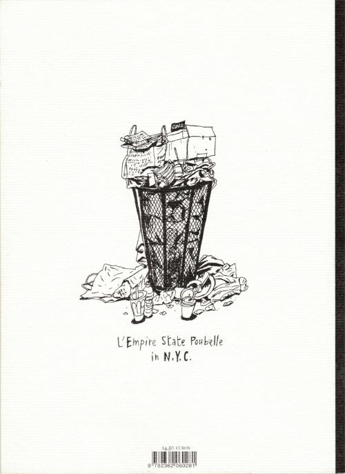 (AUT) Lolmède- Le rêve américain a travel sketchbook