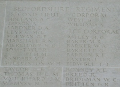 2nd Bn Officers died
