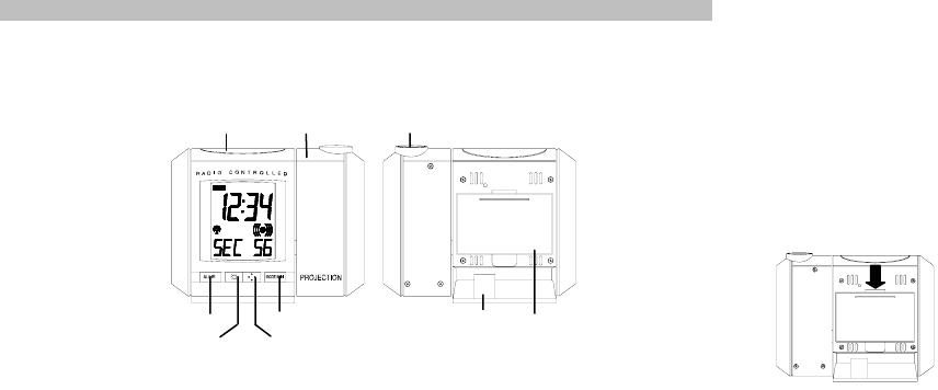 Bedienungsanleitung Technoline WT 535 (7 Seiten)