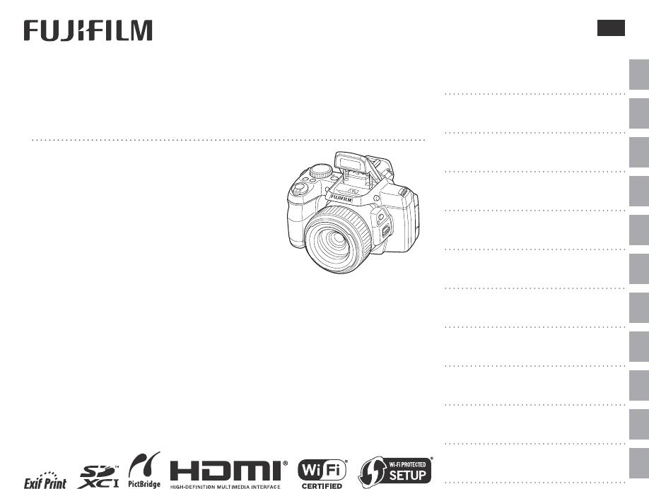 Bedienungsanleitung Fujifilm FinePix S1 (152 Seiten)