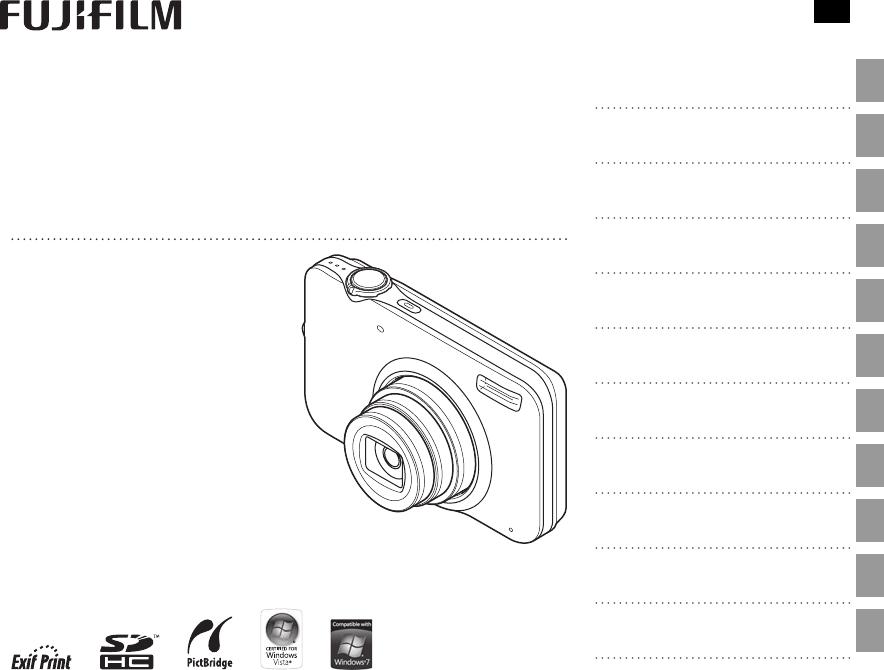 Bedienungsanleitung Fujifilm FinePix JV100 (116 Seiten)