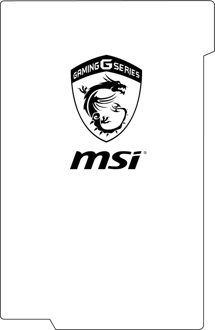 Bedienungsanleitung MSI Leopard Pro GP72 6QE (56 Seiten)