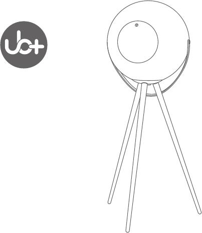 Bedienungsanleitung UB+ Eupho E3 Bluetooth (16 Seiten)