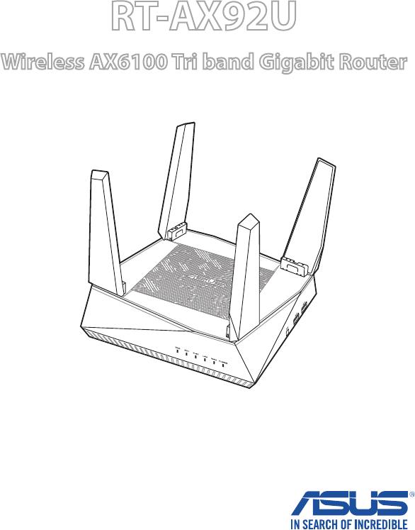 Bedienungsanleitung Asus AiMesh RT-AX92U (156 Seiten)