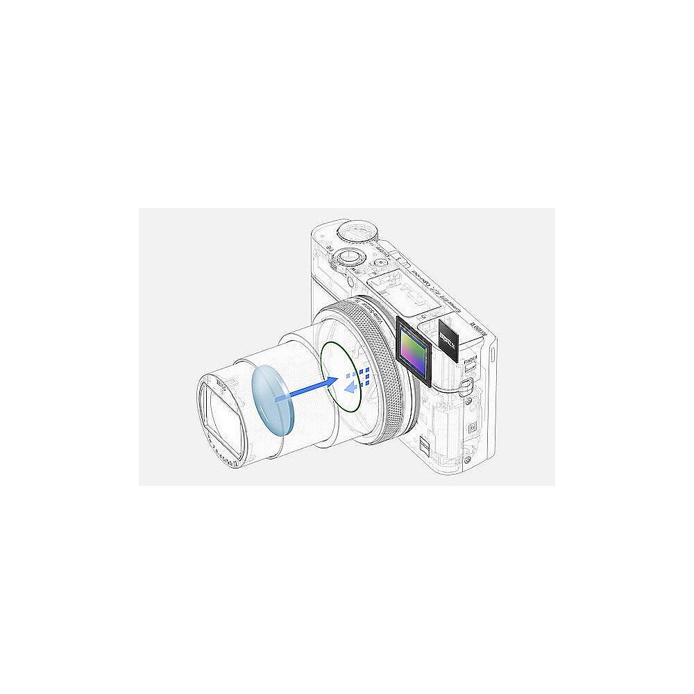Bedienungsanleitung Sony Cyber-shot DSC-RX100 Vl
