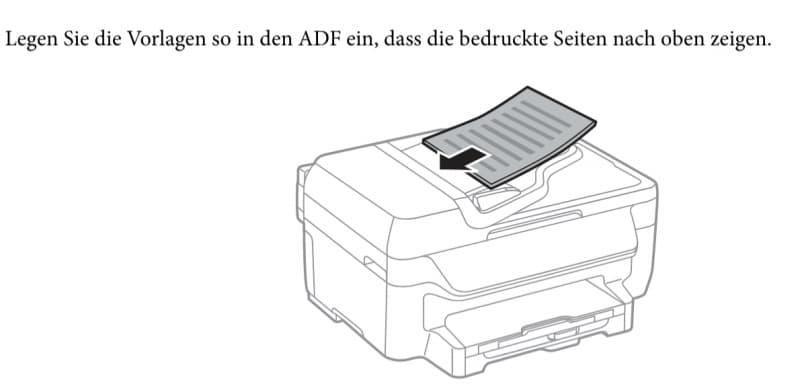 Epson Wf 2760 Bedienungsanleitung Deutsch Download