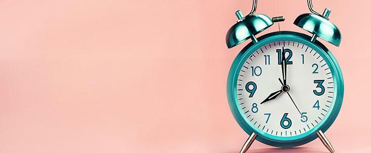 Gérer son temps n'est pas une caractéristique que l'on possède dès la naissance ou non, cela s'acquiert au fil du temps.