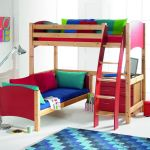 Scallywag L Shaped Bunk Bed