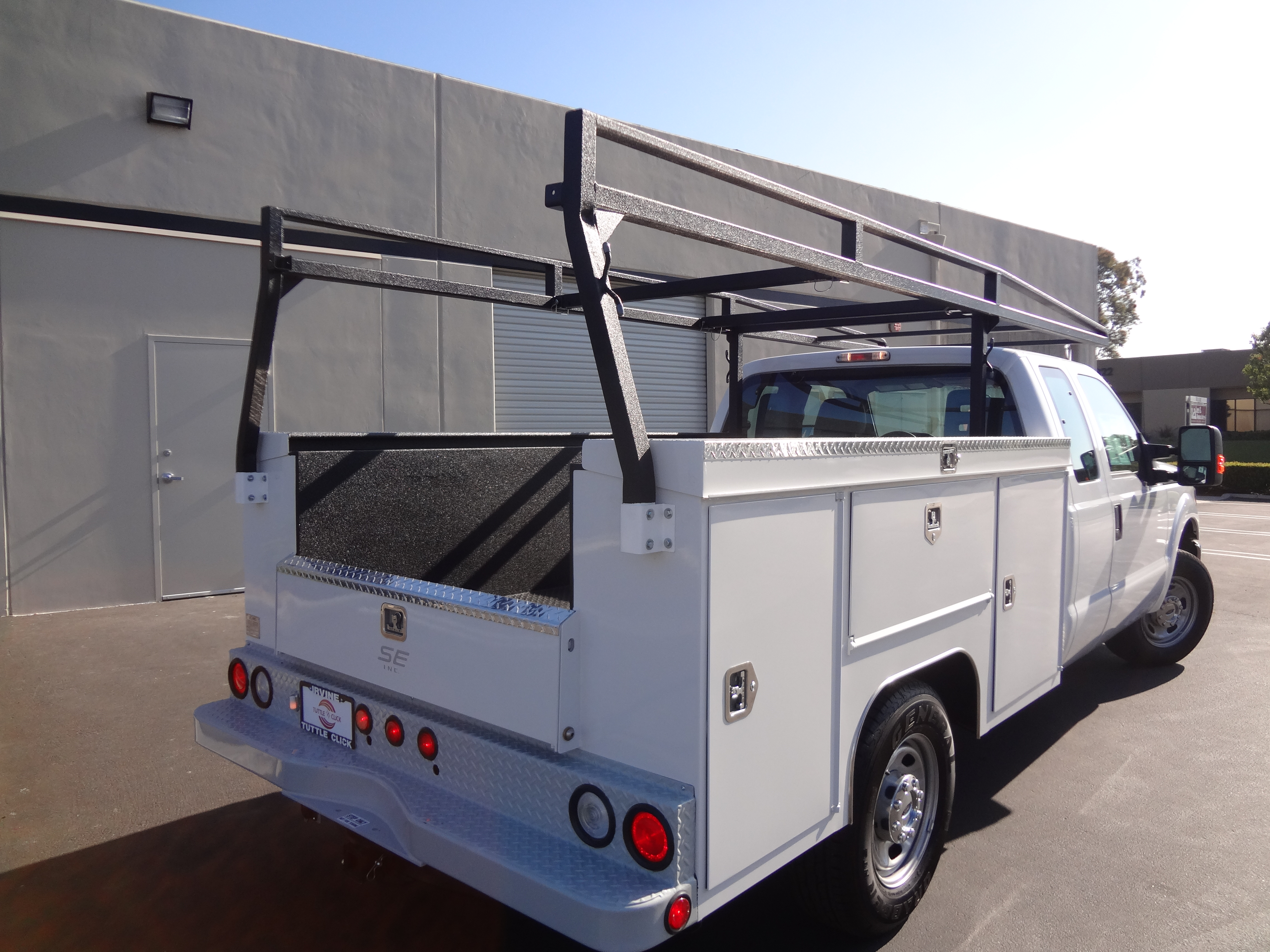 line truck get apex uput powersports contractor quotations overhang guides cab deals ladder cheap on rage rack with shopping pickup find at