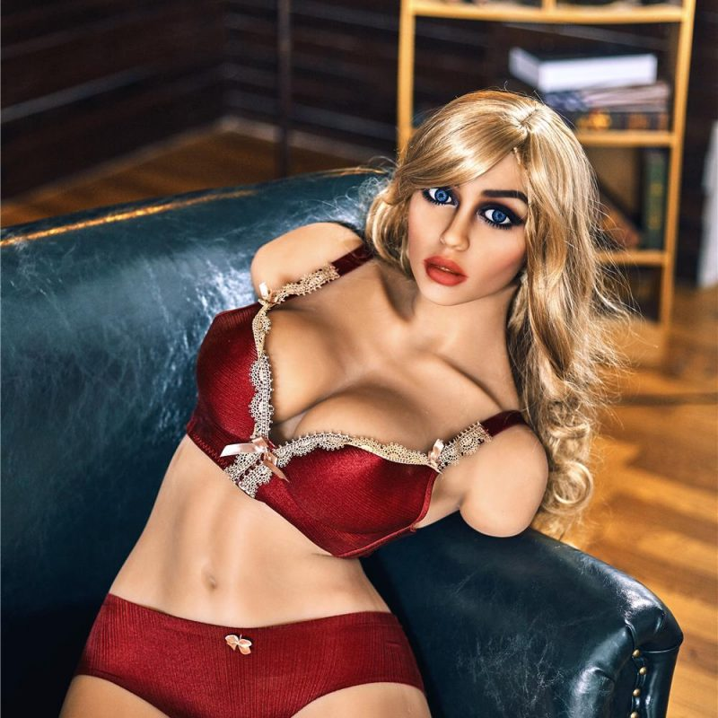 Natalia Real Sex Dolls Torso IronTechDoll